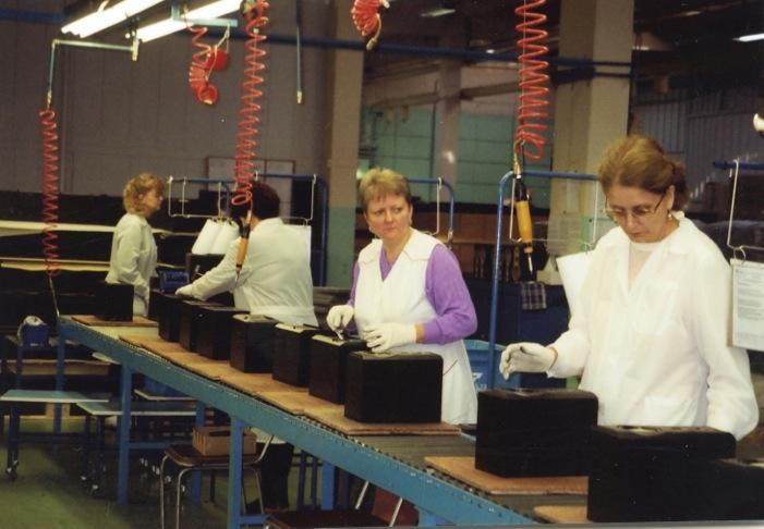 1linia produkcyjna 1999